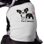 Fart Machine (boston terrier) Dog Clothing