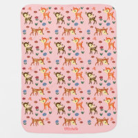 Fawn Pink Blanket