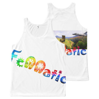 Fennatic Tank/ZPU F-100 Shirt All-Over Print Tank Top