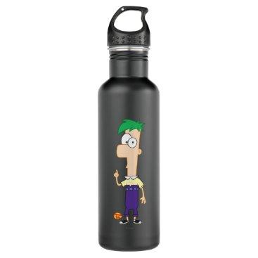 Ferb Disney Water Bottle