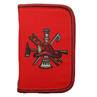 Firefighter Fire and Rescue Department Emblem Planners
