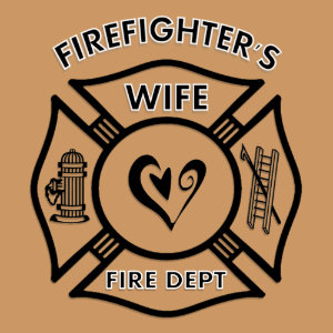 Firefighter's Wife Maltese Logo t-shirts, sweats, jewelry and home decor with exclusive fire dept themes