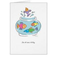 fishbowl copy card