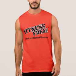 Fitness Freaks Men's Ultra Sleeveless T-Shirt HFFF
