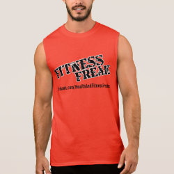 Fitness Freaks Men's Ultra Sleeveless T-Shirt HFFF