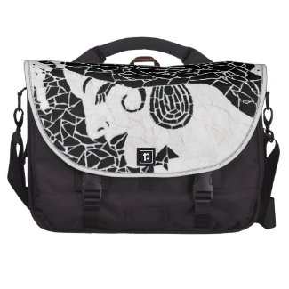 Flamenco Dancer Rickshaw Commuter Bag