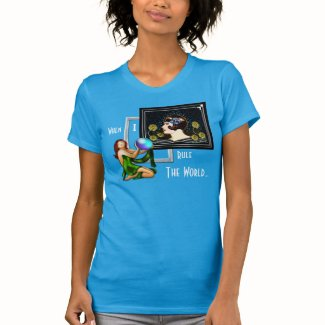 Flappers Rule tshirt