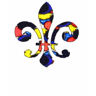 The Fleur De Lis as The Symbol of New Orleans (6/6)