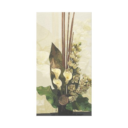 Floral Arrangement zazzle_wrappedcanvas