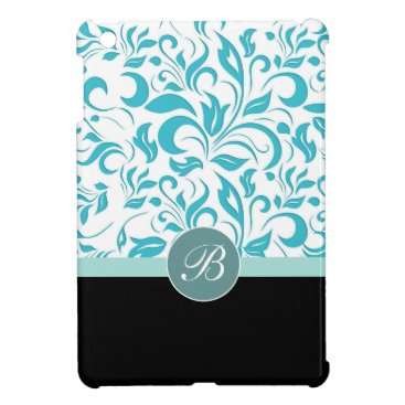 Floral Damask iPad Mini Case