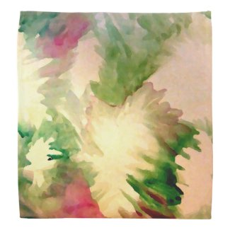Floral Flowers Mother's Day Gifts Pretty Bandana