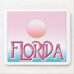 Florida Airbrush Sunset mousepads
