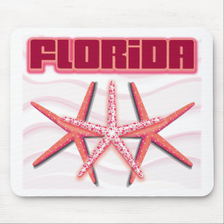 Florida Starfish Mousepad
