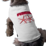 Florida Starfish pet clothing