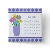 Flower Bouquet Collection button