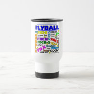 Flyball Terms Coffee Mugs