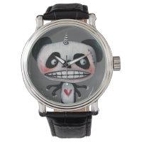 Flying Unicorn Panda Watch by Jacqueline Myers-Cho