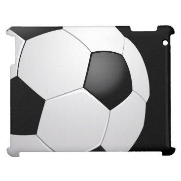 Football Soccer iPad Case