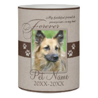 Forever Loved Pet Sympathy Flameless Candle