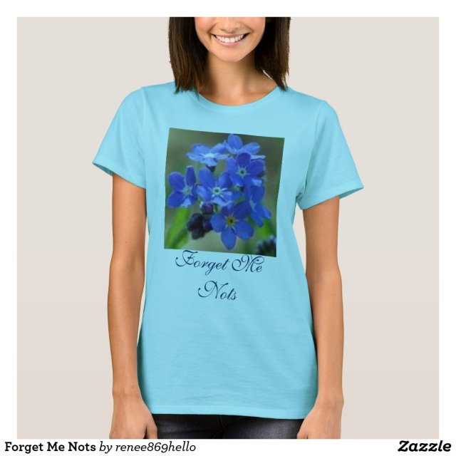 Forget Me Nots T-Shirt