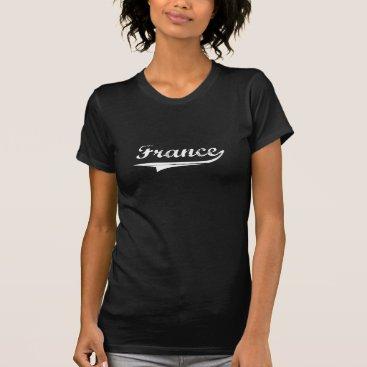 France Old School T-Shirt