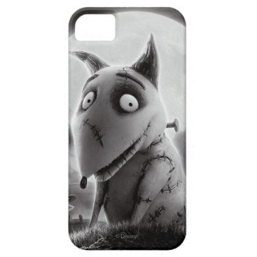 Frankenweenie Movie Poster iPhone SE/5/5s Case