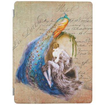 French Art Nouveau ~ La Lettre iPad Smart Cover