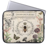 ❤️  FRENCH BEE GARDEN COMPUTER SLEEVE
