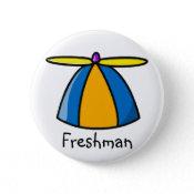 Freshmen Beanie Pins