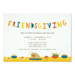 Friendsgiving Party Invitation