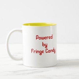 Fringe Candy 2-tone Mug