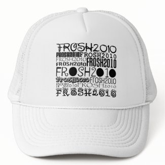 Frosh 2010 - Hat hat
