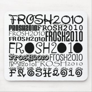 Frosh 2010 - Mousepad mousepad