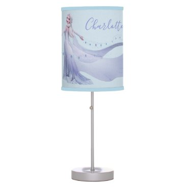 Frozen 2 | Elsa - There's Power in Me Table Lamp