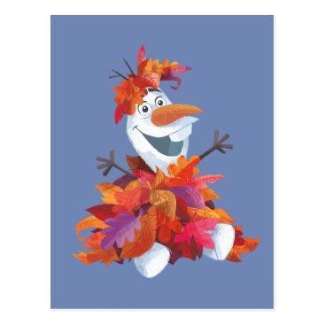 Frozen 2 | Olaf - Stir Up Some Fun! Postcard