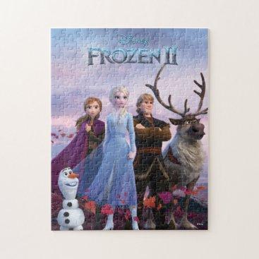 Frozen 2 Poster Art Jigsaw Puzzle