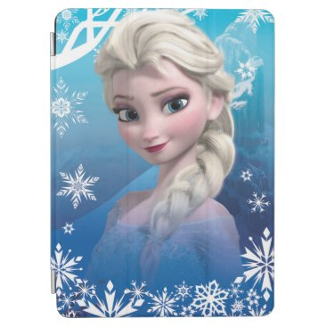 Frozen | Elsa Over the Shoulder Smirk iPad Air Cover