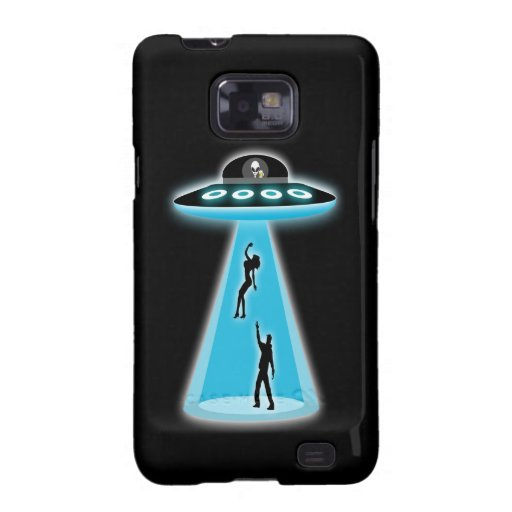 Funny Alien Abduction Galaxy S2 Cases | Zazzle