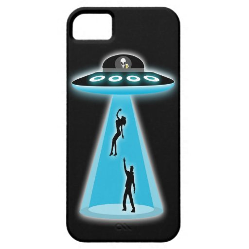 Funny Alien Abduction iPhone 5 Cases | Zazzle