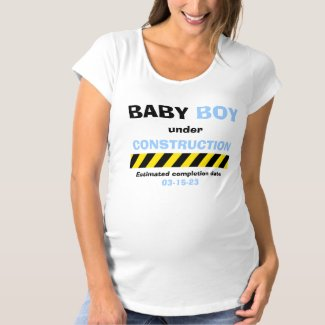 Funny Baby Boy Maternity Pregnancy for Women T-shirts