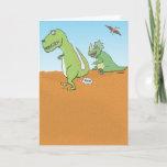 ❤️ Funny Old Fart Dinosaur Birthday Card