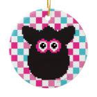 Furby Icon Christmas Ornament