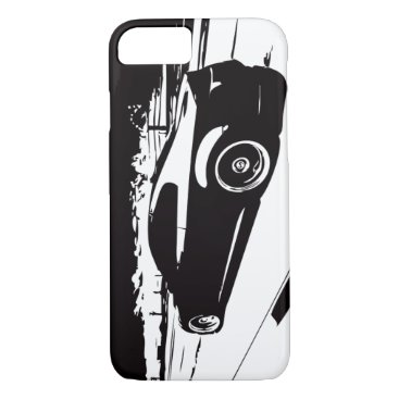 G35 Coupe Rolling shot iPhone 8/7 Case