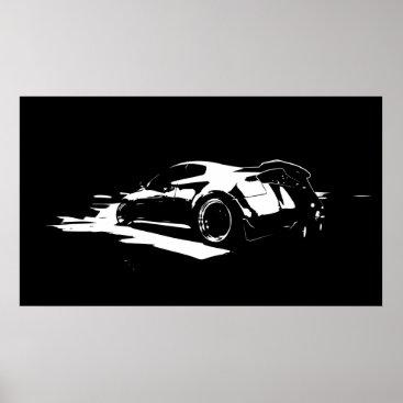 G35 Drift Poster