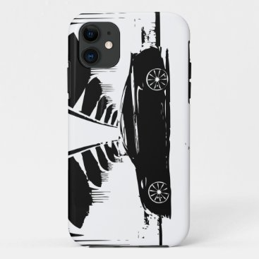 G37 Coupe Side Shot iPhone 11 Case