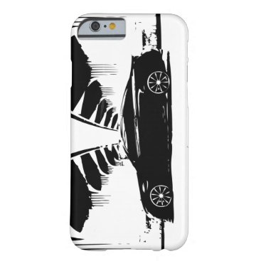 G37 Coupe Side Shot Barely There iPhone 6 Case