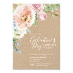 Galentine's Day ladies brunch invitation