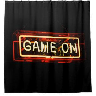 gamer shower curtains zazzle