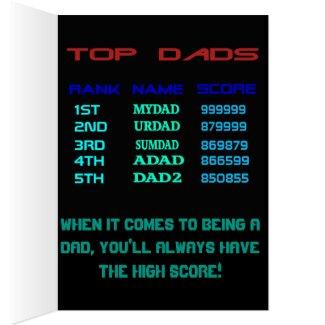 Gamer Dad Card
