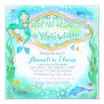 GC Magical Mermaid Invitation